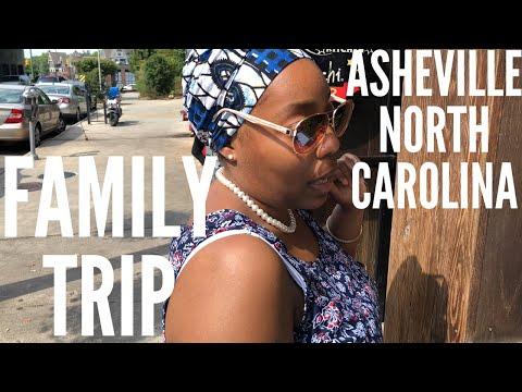 Family Trip To Asheville North Carolina