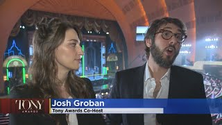 Broadway Preps For 72nd Annual Tony Awards