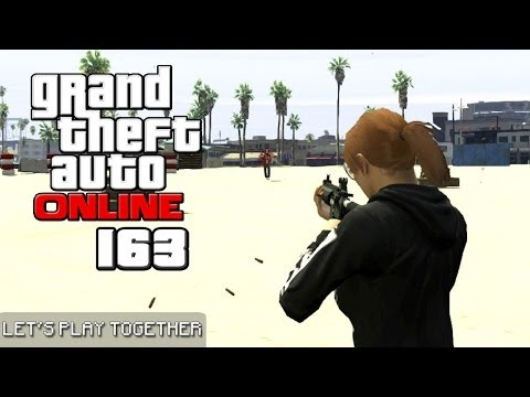 GTA ONLINE TOGETHER #163: BENNY RASTET AUS!! «» Let's Play GTA 5 Online