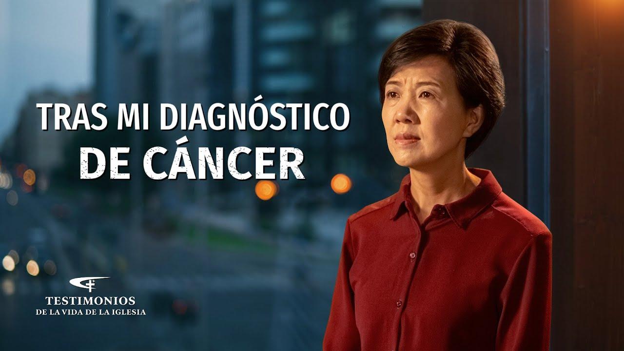 Testimonio cristiano 2021   Tras mi diagnóstico de cáncer