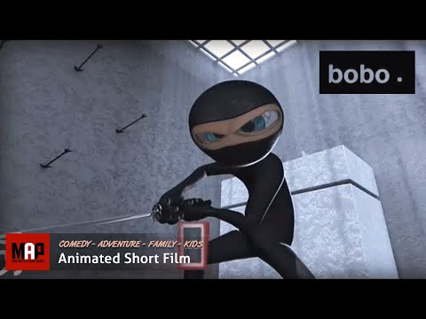 "CGI 3D Animated Short Film ""BOBO"" Animation by Mattias Brunosson & VFS"