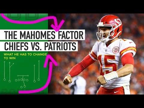 Examining Patrick Mahomes vs The Patriots - Part 1