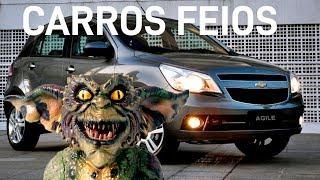 TOP-10: CARROS FEIOS