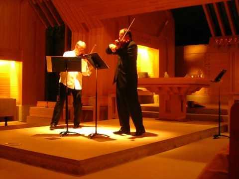 S. Prokofiev, Sonata for 2 violins