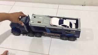 Transporter truck Daesung Toys