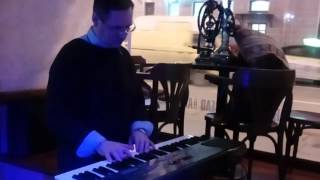 видео бар в центре Санкт-Петербурга