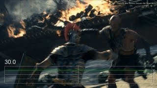 Ryse: Son of Rome E3 2013 Pre-Production Frame-Rate Tests