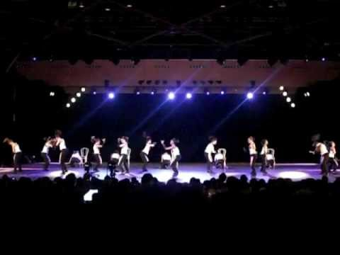 "Top Dance at NFL Danse Monaco - ""Telephone - Lady Gaga by Glee"""
