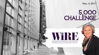 WiRE w/ Debbie Holloway: 5,000 Facebook Challenge