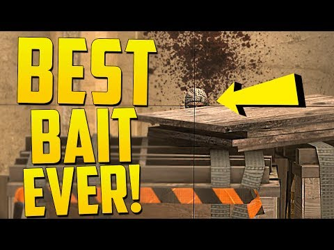 Make THE BEST BAIT TROLL EVER! - CS GO Funny Moments in Competitive Images