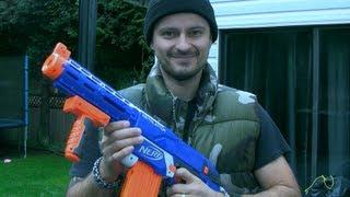 Nerf N-Strike Elite Retaliator - Target Practice