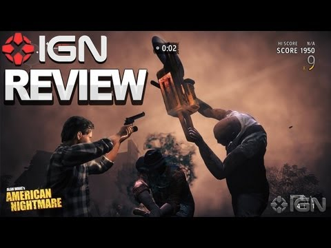 IGN Reviews - Alan Wake's American Nightmare - Video Review poster
