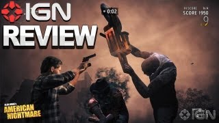IGN Reviews - Alan Wake