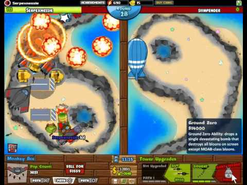 BTD Battles - Hackers (Read Desc.)