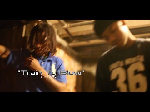 Byren Santana - Train To Blow(Freestyle)
