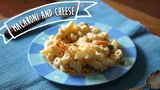 Mac & Cheese With Veggies | Popular Lunch / Dinner Recipe For Kids | Kiddie's Corner With Anushruti