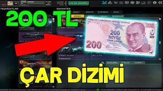 WOLFTEAM'DE 200 TL'LİK NAKİT İLE ÇARIMI DİZDİM !!