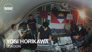 Yosi Horikawa Boiler Room LIVE Show