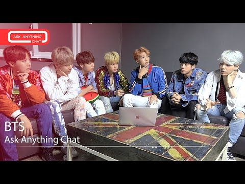BTS Talk About Texting, Shopping & What They Would Steal From Each Other Part 2