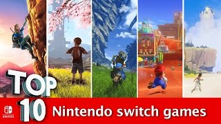 Top 10 NINTENDO SWITCH Games - That collectively make it worth buying thumbnail