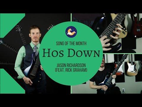 Jason Richardson - Hos Down (feat. Rick Graham) - Guitar Cover