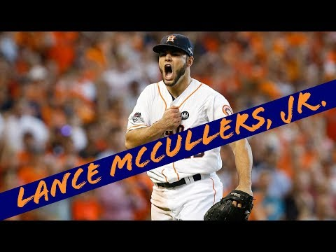 Lance McCullers, Jr. 2017 Highlights [HD]