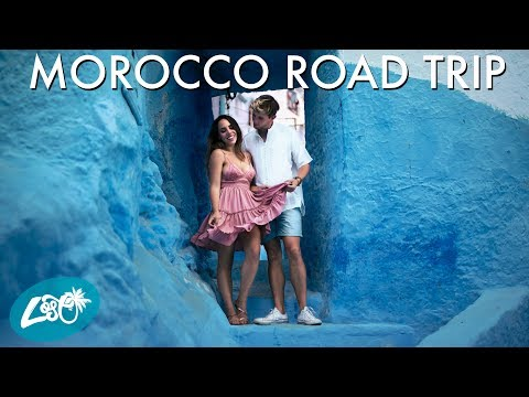 Morocco Road Trip to Blue City - Is Casablanca Worth Visiting?