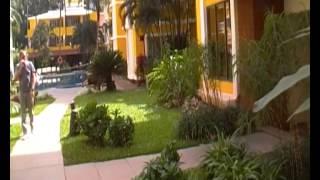 Отель на Гоа Adamo The Bellus 4*(Небольшое видео о территории отеля., 2012-12-14T13:23:07.000Z)