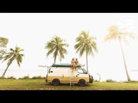 Australia van life Mitch Cox Cleo Cohen photographer
