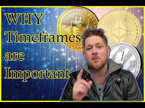How trade different TIMEFRAMES with Cryptocurrency - IMPORTANT - VALUE
