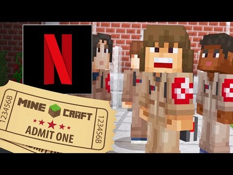 MINECRAFT IS NOW ON NETFLIX!? Minecraft  Update