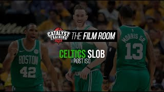 Celtics Post Iso || SLOB