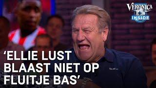 Johan Derksen wil tv-programma met Bas Nijhuis en Ellie Lust