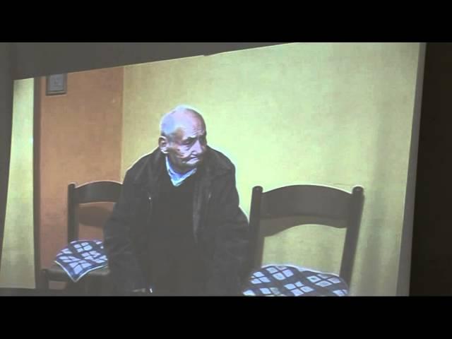Gambatesa 30-12-2013 convegno: intervista a Eligio Mignogna