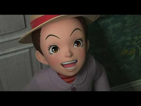 Earwig e La Strega, il ritorno al cinema di Studio Ghibli con Goro Miyazaki   Trailer ITA HD
