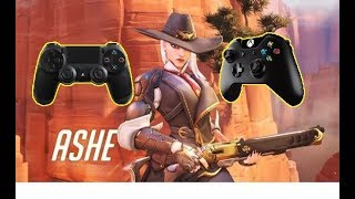 ashe overwatch ps4