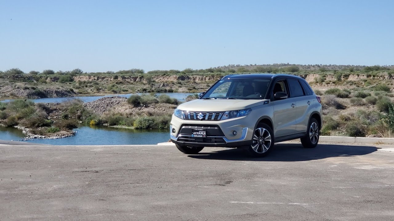Suzuki Vitara Boosterjet / ¡Aventurera y rapida!