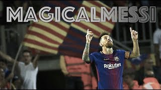 Lionel Messi - The King Is Back - Unstoppable - HD