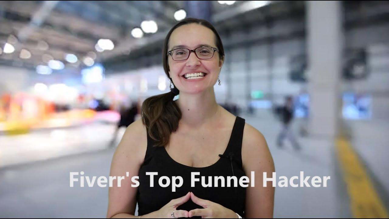 #1 Clickfunnels.com Expert on Fiverr.com Kristy Cohen