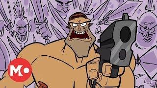 Gundarr - A Queue to a Kill (Ep #37)