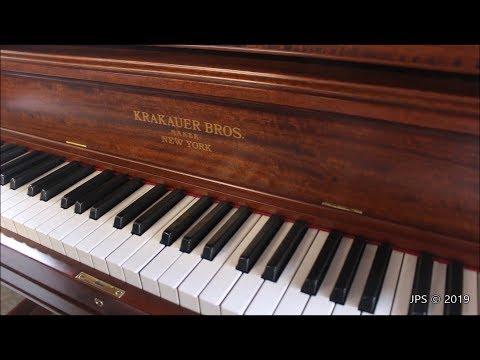 Vintage Krakauer Piano Review