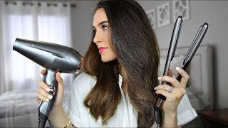 Hair Styling - The SECRET To Styling My Hair | Easy Trick NO ONE Talks About?!
