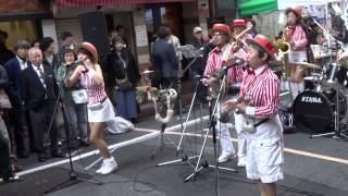 The 14th Shinjuku Trad Jazz Festival(二日目) エヂソン・デキシー・バンド