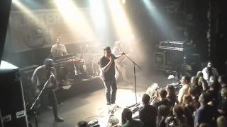 Jupiter Jones - Hey! Menetekel (25.11.2013, Jena, Kassablanca)