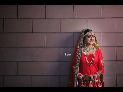 Preeti + Baaz | Same Day Edit | Mehar Photography | 2017