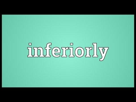 Header of inferiorly
