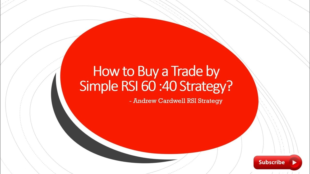 rsi 60 40 strategija)