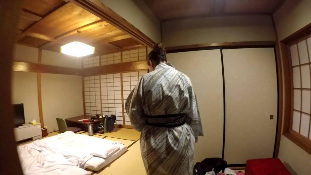 Ryokan a yudanaka onsen vlog dal giappone 5 youtube for Ryokan giappone