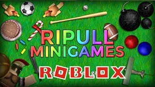 🔴ROBLOX WITH MY WOMAN AND 😱SUBSCRIBERS😱Ripull Minigames