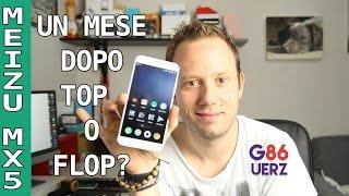 Meizu MX5 Dopo un Mese di Utilizzo(Ecco a voi un video approfondimento su Meizu Mx5 dopo un mese di utilizzo. Top O Flop? Potete acquistare questo prodotto attraverso il link in descrizione ..., 2015-08-25T05:45:09.000Z)